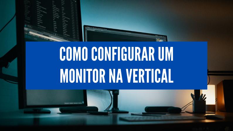 monitor na vertical