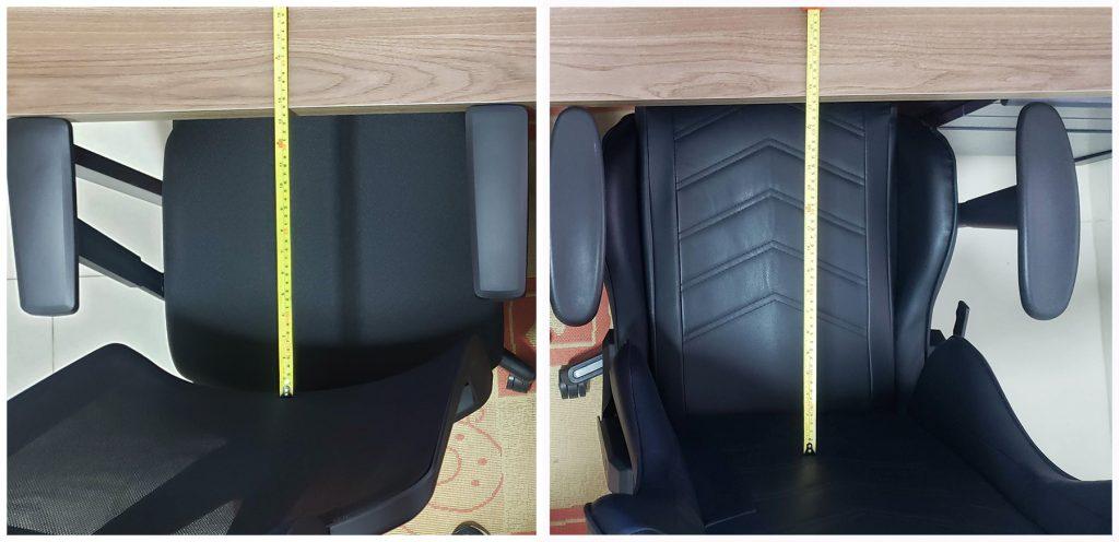 cadeira addit presidente vs cadeira gamer draxen